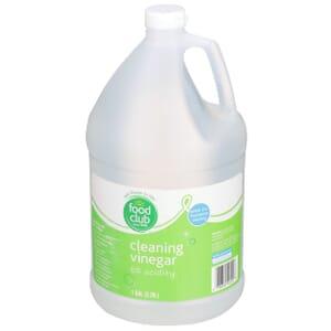 Cleaning Vinegar, 6% Acidity