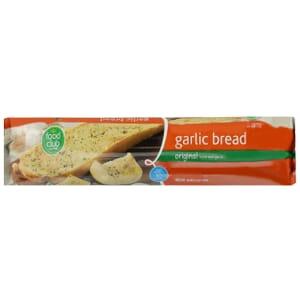 Garlic Bread, Original