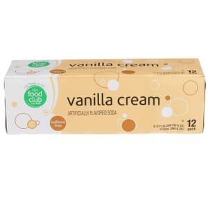 Vanilla Cream Soda