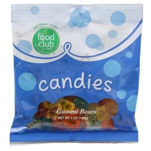 Gummi Bears Candies
