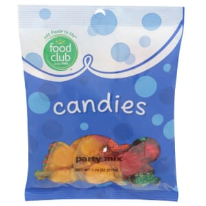 Party Mix Candies