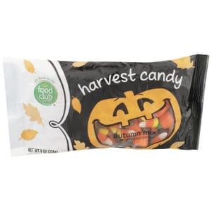 Autumn Mix Harvest Candy