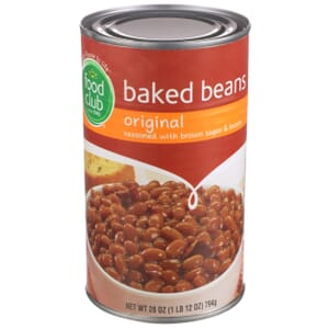 Baked Beans, Original