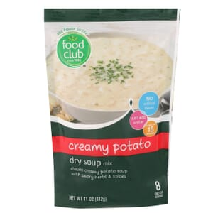 Creamy Potato Dry Soup Mix