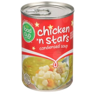 Chicken 'N Stars Condensed Soup
