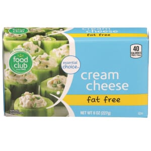 Cream Cheese - Fat Free