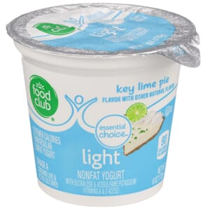 Key Lime Pie - Light Nonfat Yogurt