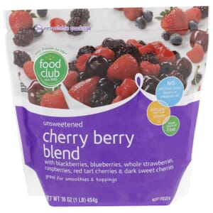 Cherry Berry Blend, Unsweetened