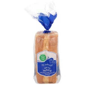 Split Top White Bread, Old Fashioned