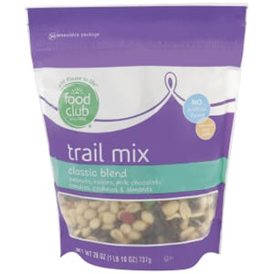 Trail Mix, Classic Blend