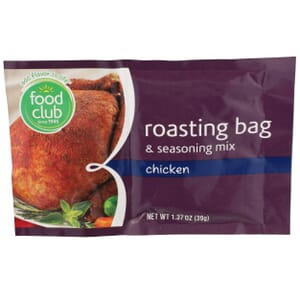 Roasting Bag & Seasoning Mix, Chicken