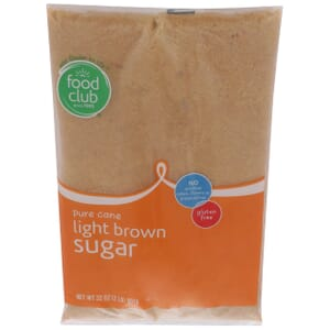 Light Brown Sugar, Pure Cane
