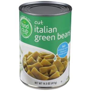 Cut Italian Green Beans