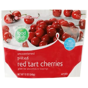 Pitted Cherries - Red Tart, Unsweetened