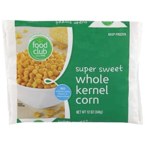 Corn, Super Sweet Whole Kernel
