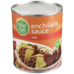 Enchilada Sauce, Red