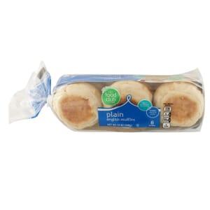 Plain English Muffins