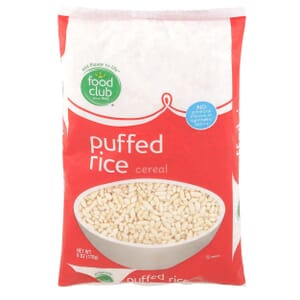 Puffed Rice Cereal