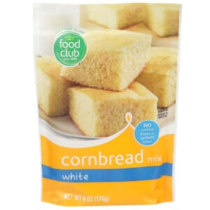 White Cornbread Mix