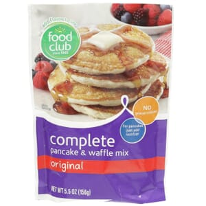 Complete Pancake & Waffle Mix, Original