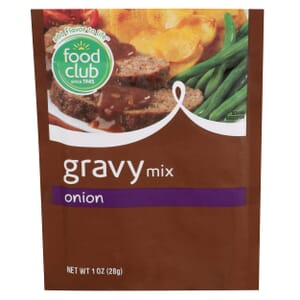 Onion Gravy Mix