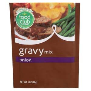 Onion Gravy Mix