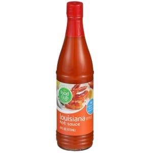 Louisiana Style Hot Sauce