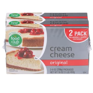 Cream Cheese, Original - 2 Pack