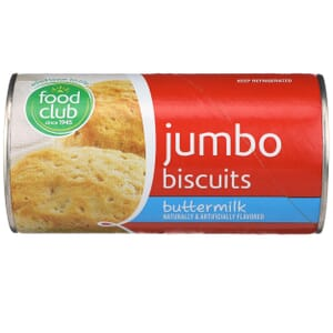 Jumbo Biscuits, Buttermilk