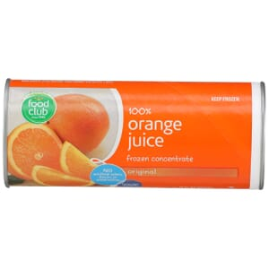 100% Orange Juice Frozen Concentrate, Original