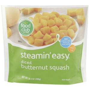 Steamin' Easy, Diced Butternut Squash