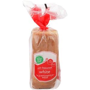 White Bread, Old Fashioned