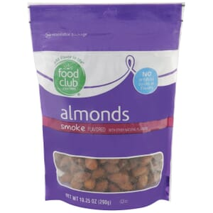 Almonds, Smoke Flavored