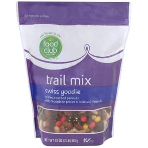 Trail Mix, Swiss Goodie