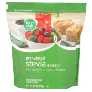 Granulated Stevia Extract