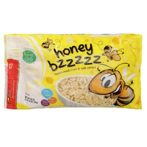 Honey Bzzzzz Cereal