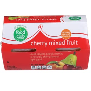 Cherry Mixed Fruit