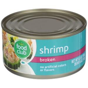 Broken Shrimp
