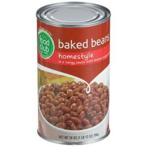 Baked Beans, Homestyle