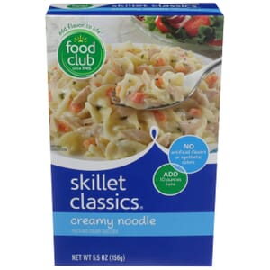 Skillet Classics,  Creamy Noodle