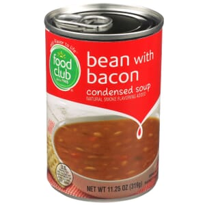 Bean With Bacon Condensed Soup