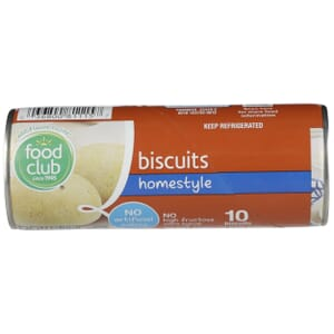 Biscuits, Homestyle