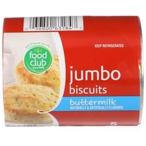 Jumbo Biscuits, Buttermilk