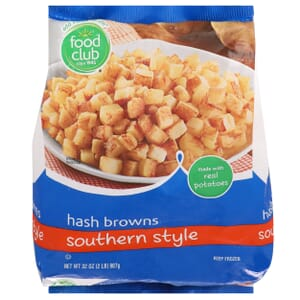 Hash Browns, Southern Style