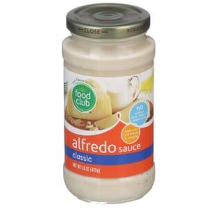 Alfredo Sauce, Classic