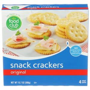 Original Snack Crackers