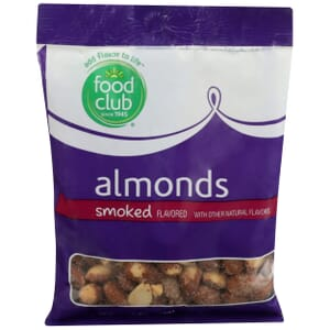Almonds, Smoked Flavored