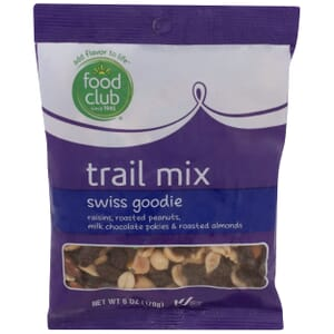 Trail Mix, Swiss Goodie