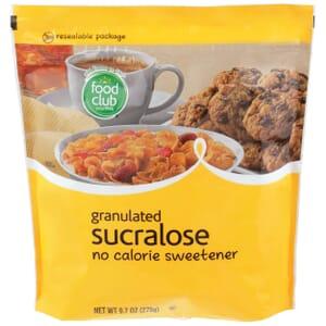 Granulated Sucralose