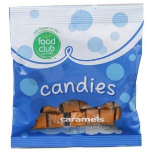 Caramels Candies